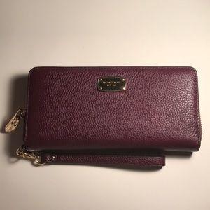 Michael Kors woman's wallet.